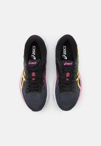 ASICS - GT-1000 10 - Scarpe da corsa stabili - black/hot pink - 3