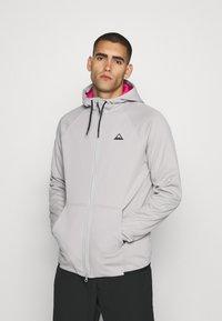 Burton - CROWN - Fleece jacket - iron gray - 0