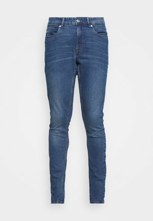 SCOTT - Skinny džíny - light blue denim