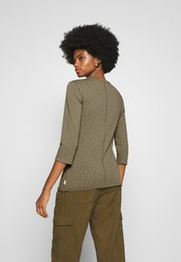 Marc O'Polo DENIM - Long sleeved top - bleached olive - 2