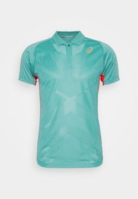 ASICS - TENNIS - Sports shirt - techno cyan - 4
