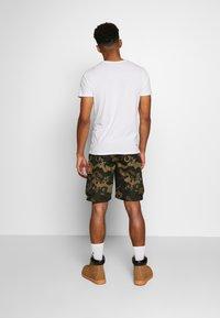 Bogner Fire + Ice - CLIO - Sports shorts - dark green - 2