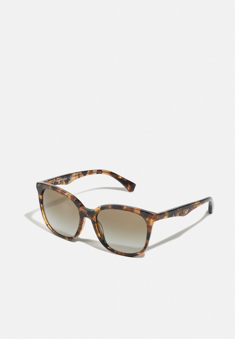 Emporio Armani - Sunglasses - havana grey