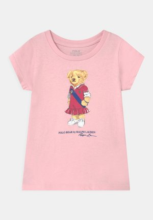BEAR - T-shirt imprimé - hint of pink