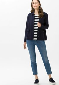 BRAX - Style Rachel - Print T-shirt - navy - 1