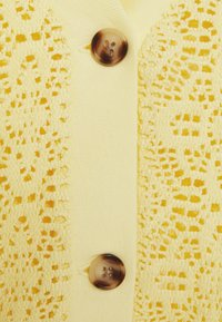 Monki - Cardigan - yellow - 5