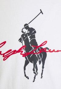 Polo Ralph Lauren - T-shirt imprimé - white - 5