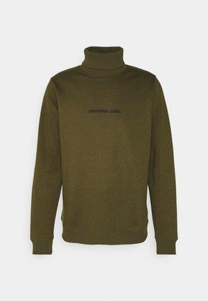 RRYOTA - Sweatshirt - dark olive