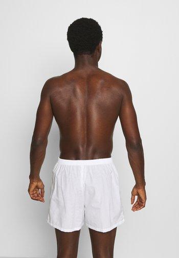 5 PACK - Boxer shorts - light blue/white