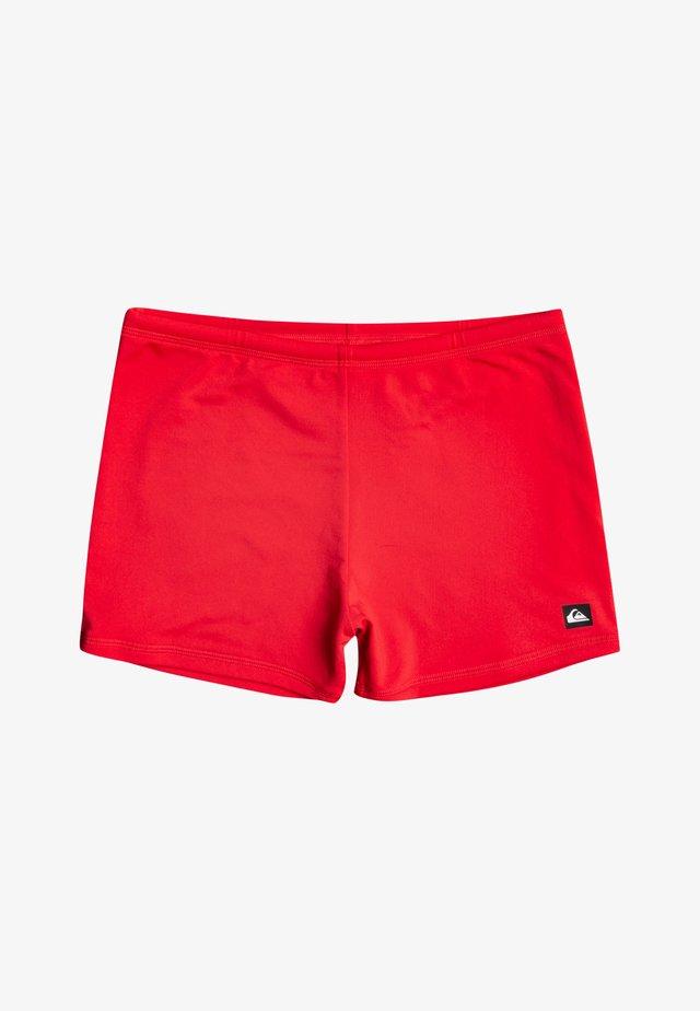 EVERYDAY SWIMMER - Swimming trunks - high risk red