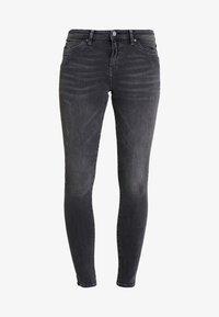 edc by Esprit - Jeans Skinny Fit - black medium wash - 4