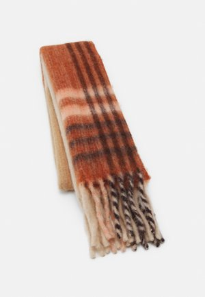 ASTER CHECK - Scarf - acorn