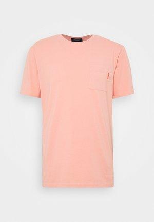 Basic T-shirt - pink smoke