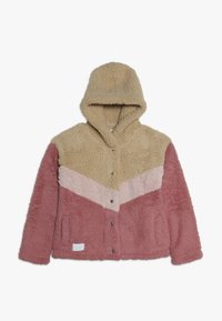 Abercrombie & Fitch - CHEVRON COZY - Lehká bunda - pink - 0