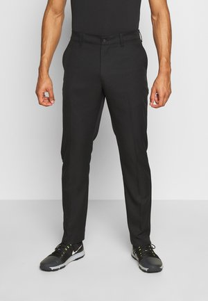 TECH TROUSER - Bukser - caviar