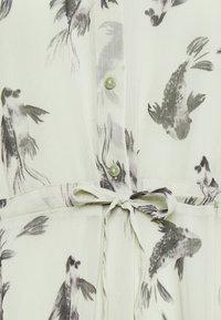 ICHI - CELESTE - Shirt dress - desert sage - 2