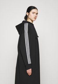 adidas Originals - HOODIE DRESS - Day dress - black - 3