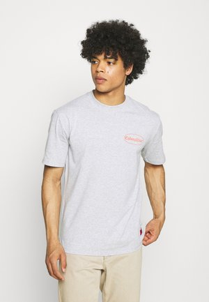 VINTAGE PIC TEE - T-shirts print - heather grey