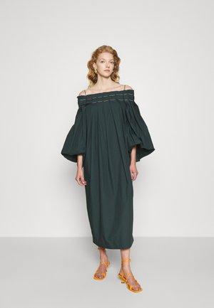 HELONI DRESS - Maxi dress - dark teal