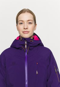 State of Elevenate - WOMEN'S ZERMATT JACKET - Chaqueta de esquí - purple - 3