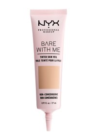 Nyx Professional Makeup - BARE WITH ME TINTED SKIN VEIL - Foundation - 3 natural soft beige - 1