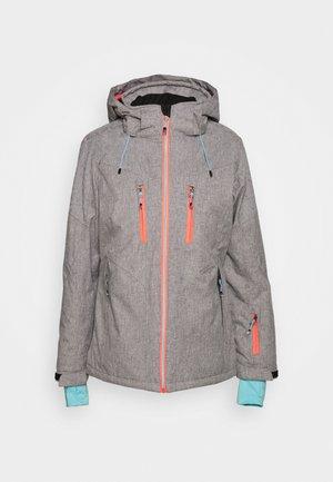 SAVOGNIN  - Ski jacket - graumelange