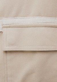 Bershka - Summer jacket - light grey - 5