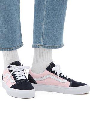 OLD SKOOL - Trainers - mottled pink