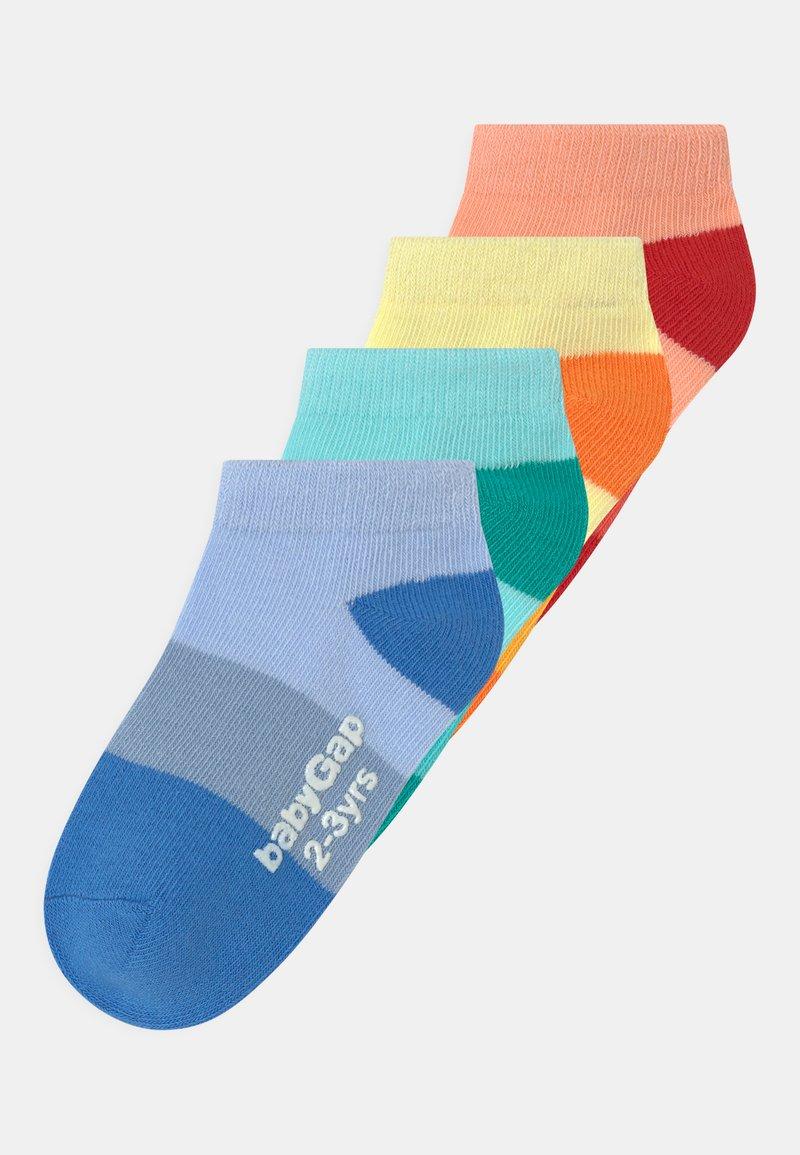 GAP - TODDLER 4 PACK UNISEX - Sokken - multi-coloured