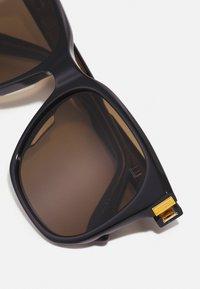 Dunhill - UNISEX - Sluneční brýle - black/brown - 3