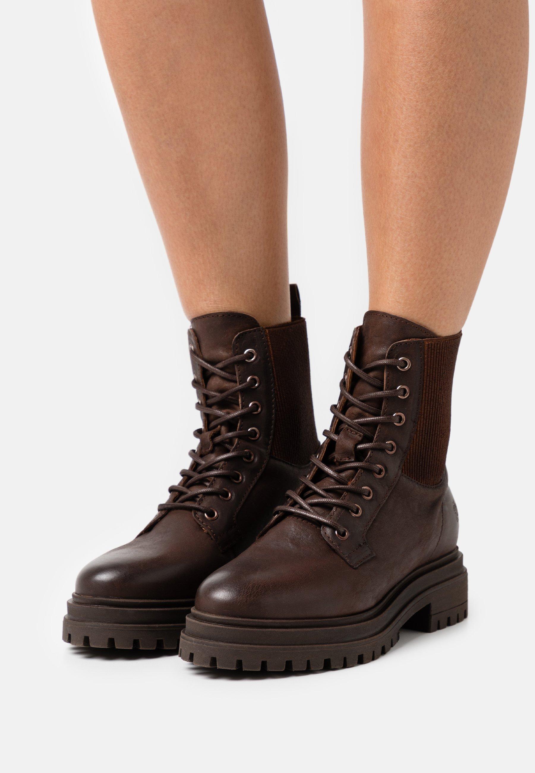 Women LEA - Lace-up ankle boots