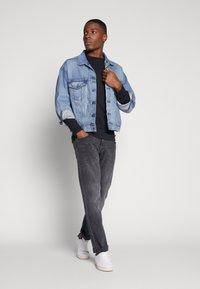 Esprit - Long sleeved top - black - 1