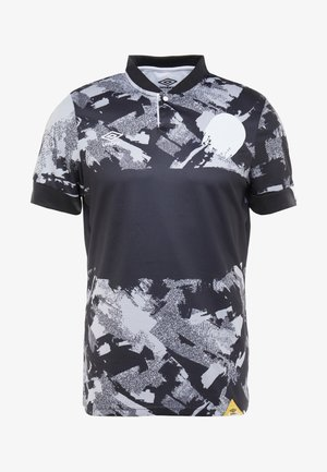 URBAN CLUB GRAPHIC - T-shirt con stampa - black