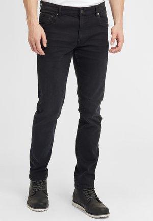 PILTO - Straight leg jeans - black denim