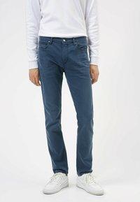 HUGO - 708 - Trousers - dark blue - 1