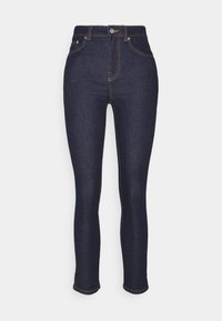 Benetton - TROUSERS - Jeans Skinny Fit - dark blue - 3