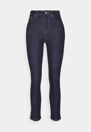 TROUSERS - Jeansy Skinny Fit - dark blue