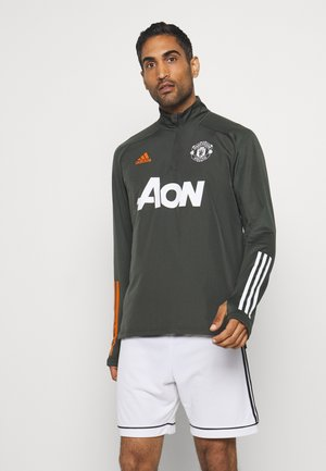 MANCHESTER UNITED AEROREADY FOOTBALL  - Article de supporter - olive