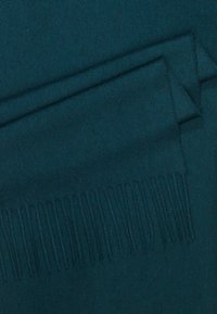 Johnstons of Elgin - 100% Cashmere Scarf UNISEX - Sjaal - hunter green - 3