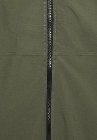 Blend - OUTERWEAR - Summer jacket - dusty olive - 2