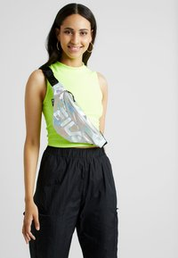 Fila - WAIST BAG SLIM REFLECTIVE - Rumpetaske - multi-coloured - 5