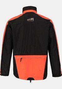 JP1880 - GROSSE GRÖSSEN FUNKTIONS - Outdoor jacket - schwarz - 3