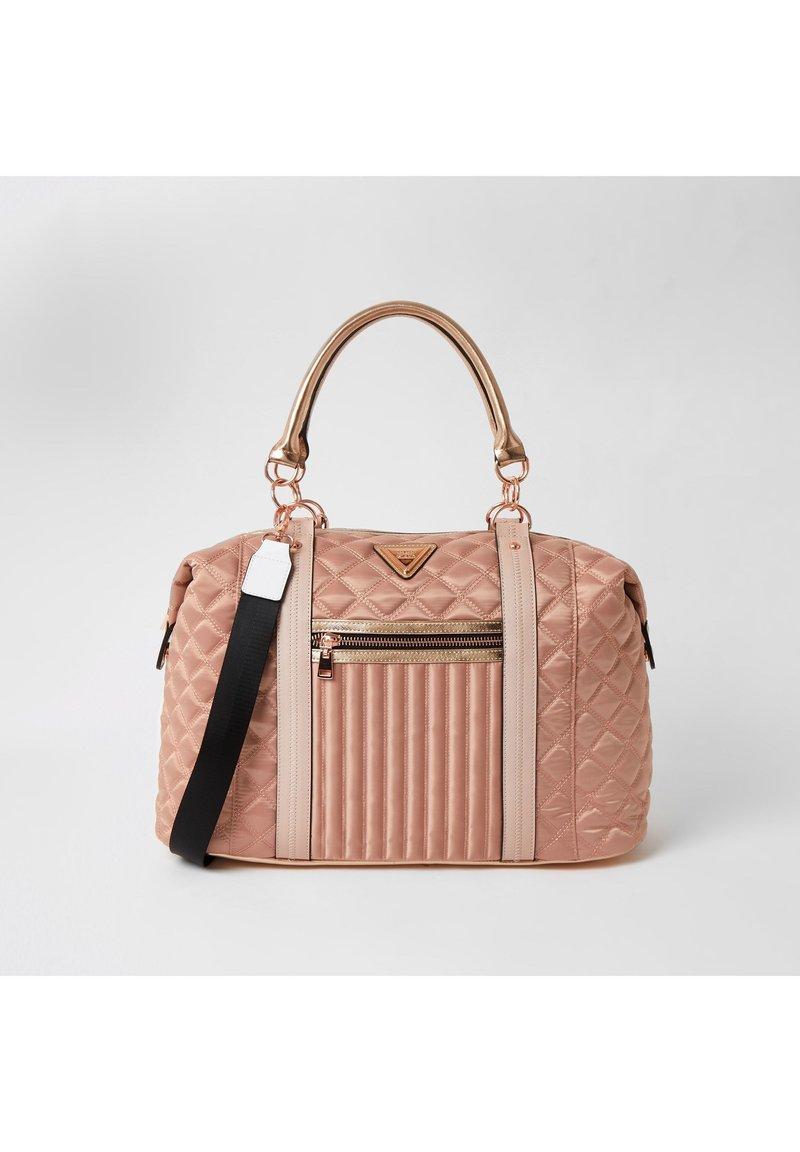 River Island - Weekend bag - pink