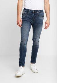 Pier One - Jeans slim fit - blue grey - 0