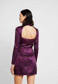 Fashion Union - RENNIE - Hverdagskjoler - purple - 3