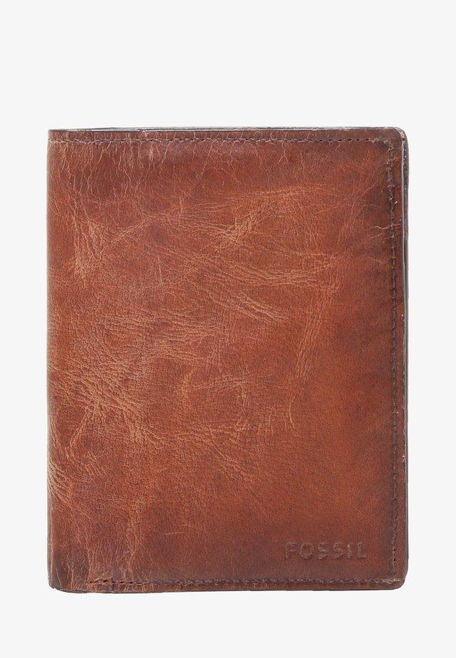 DERRICK - Lommebok - brown