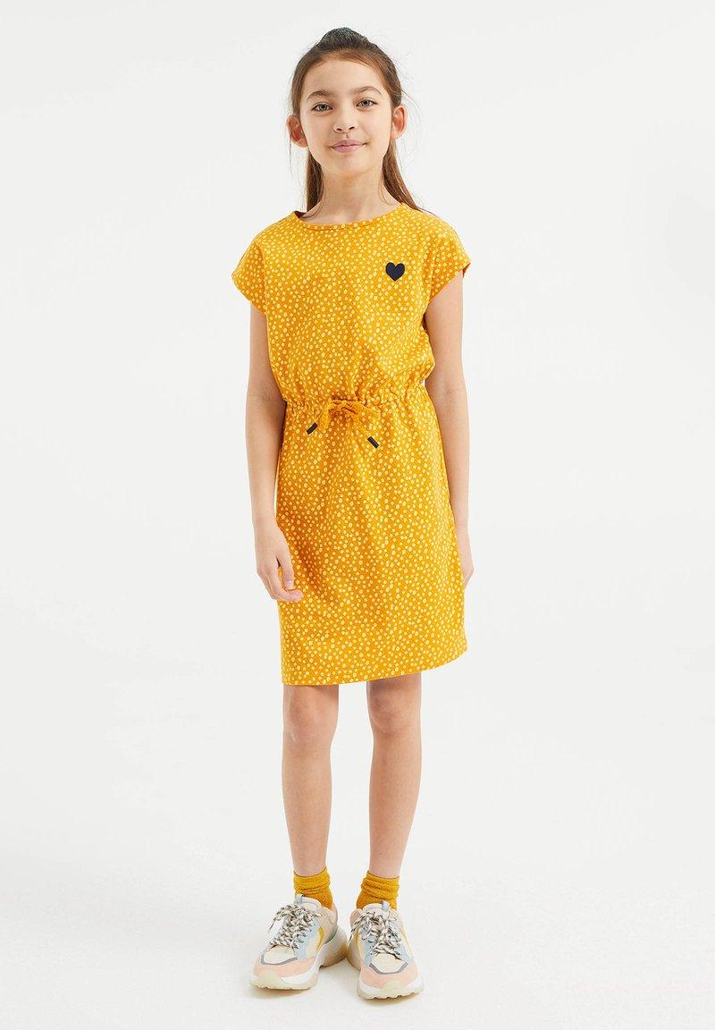 WE Fashion - Day dress - yellow