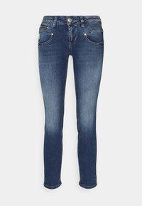 Freeman T. Porter - ALEXA CROPPED - Jeans Skinny Fit - madera - 4