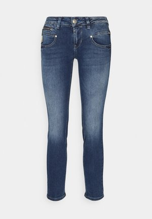 ALEXA CROPPED - Jeans Skinny Fit - madera