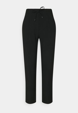 ONLAIA  STRING PANT - Trousers - black